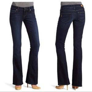 Paige Canyon Boot Cut Jeans Size 29